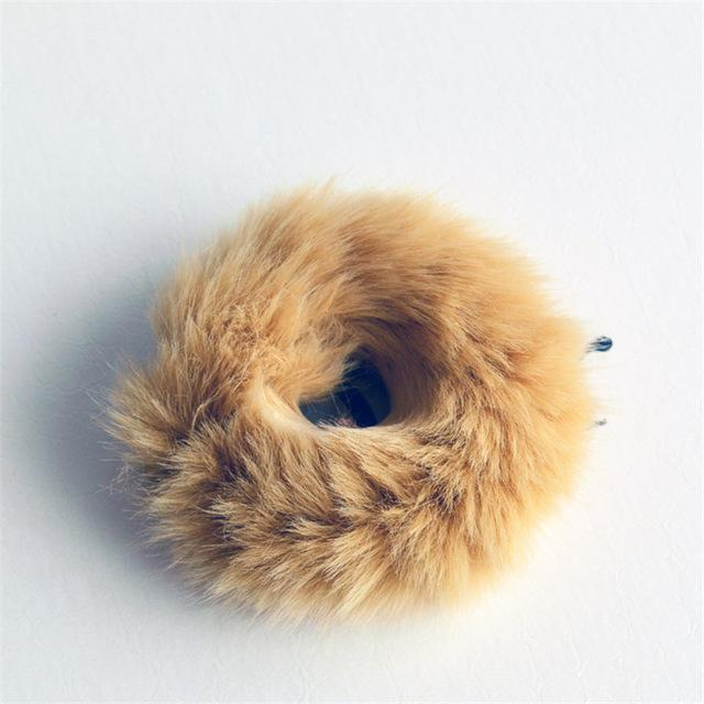 Faux Fur Hair Band accessory C1 China