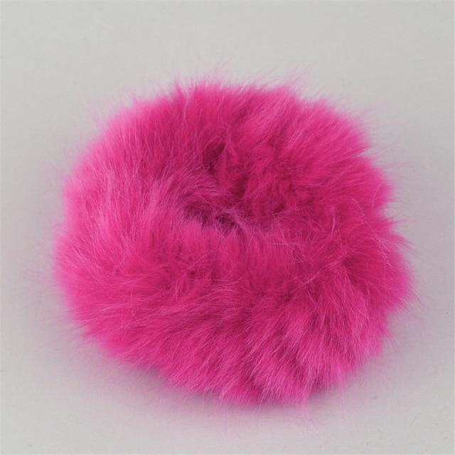 Faux Fur Hair Band accessory C10 China