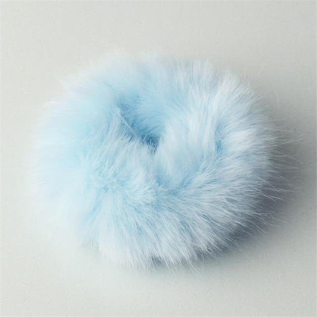 Faux Fur Hair Band accessory C11 China