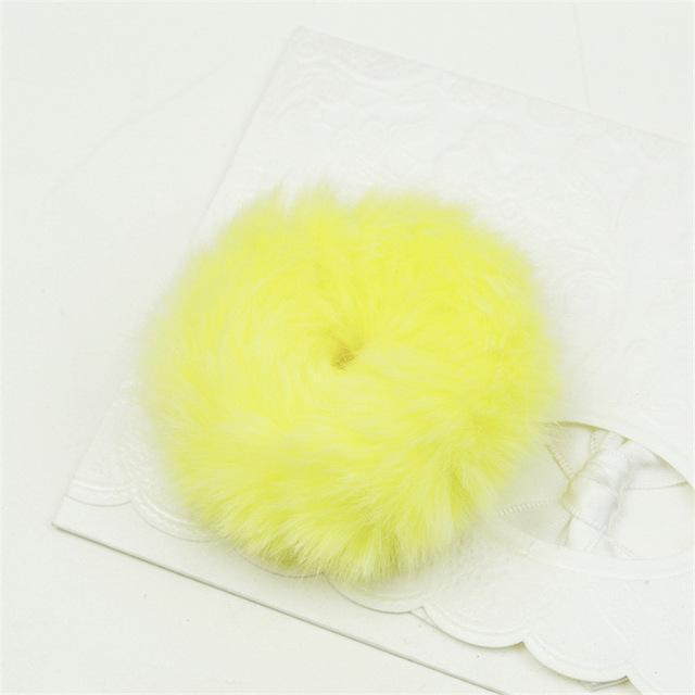 Faux Fur Hair Band accessory C14 China