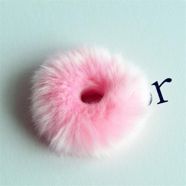 Faux Fur Hair Band accessory C2 China