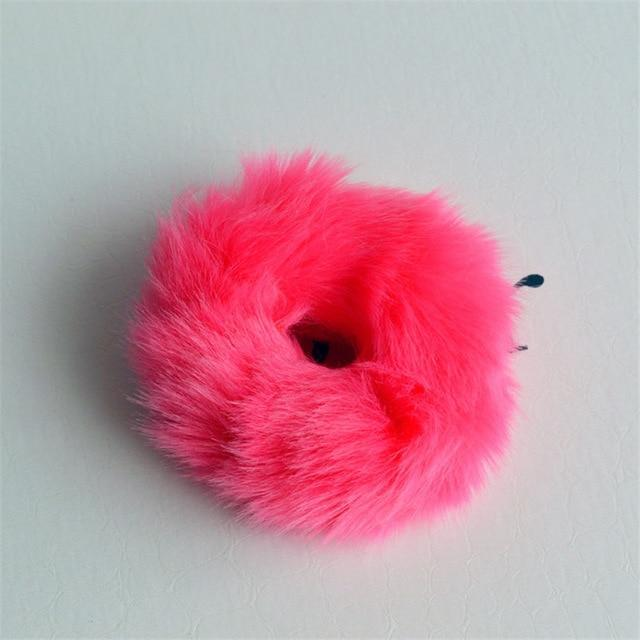 Faux Fur Hair Band accessory C4 China