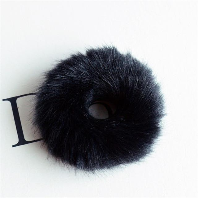 Faux Fur Hair Band accessory C5 China