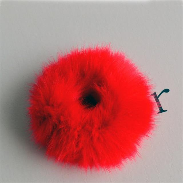 Faux Fur Hair Band accessory C6 China
