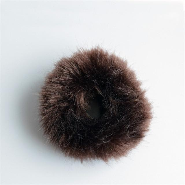 Faux Fur Hair Band accessory C9 China