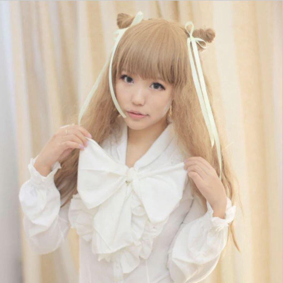 Kawaii Bow Pig Tail Clips Hair accessory