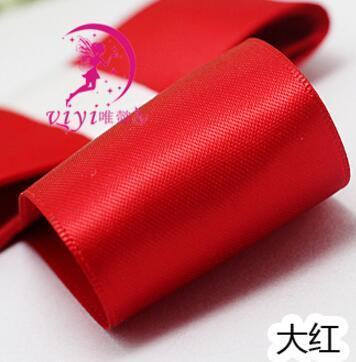 Kawaii Bow Pig Tail Clips Hair accessory Red 1 Pair