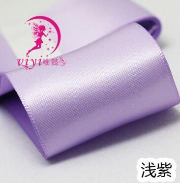 Kawaii Bow Pig Tail Clips Hair accessory Violet 1 Pair