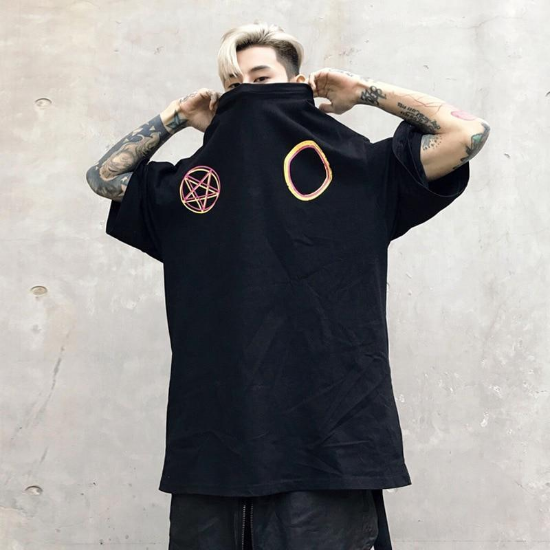 The Summoning Oversized T Shirt top