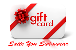 Suits You Sexy Swimwear Gift Card