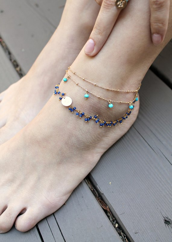 Anklets Loneaila