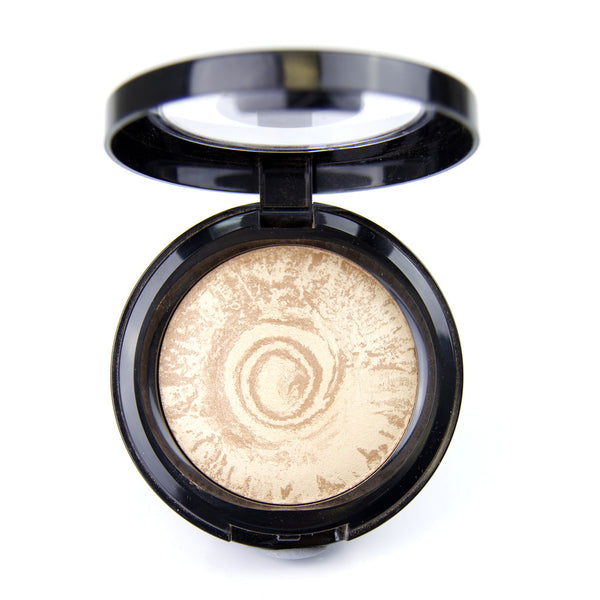 Baked Finishing Powder - Matte Bronze