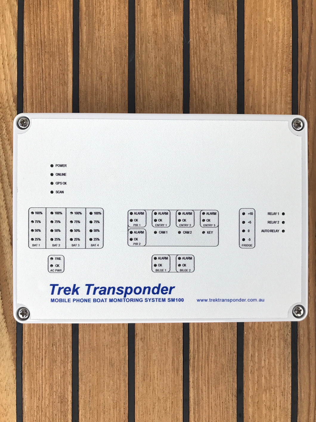 Trek Transponder full Kit (with SM100)