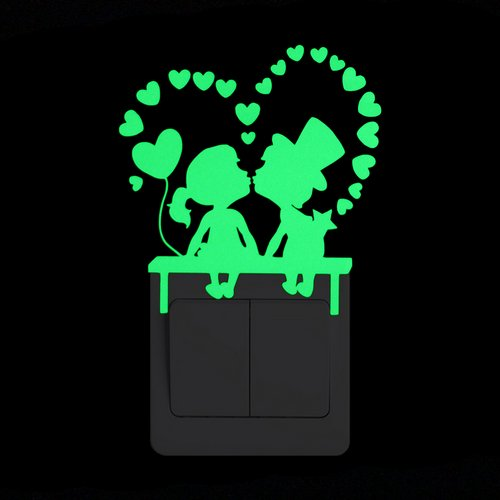 Glow in the Dark Wall Stickers