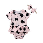 Cotton Newborn Baby Grow