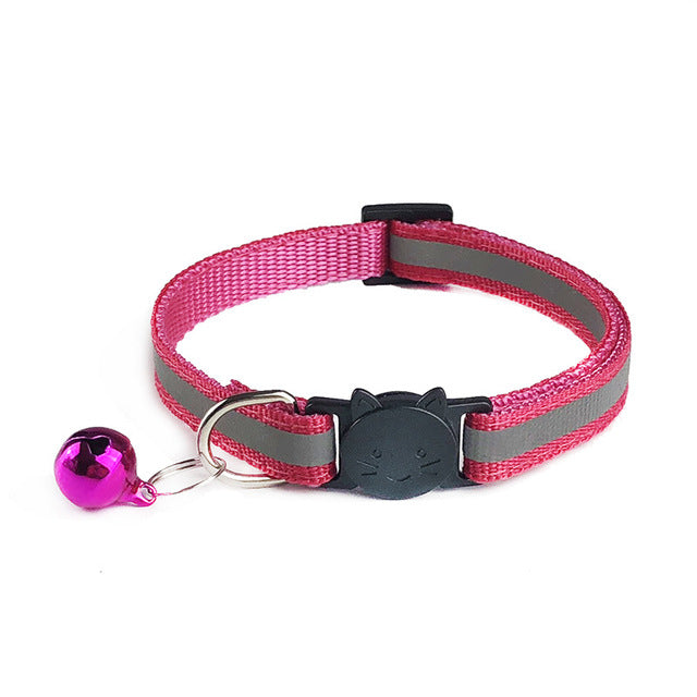 Reflective Safety Cat Collar