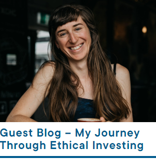 My Journey Through Ethical Investing