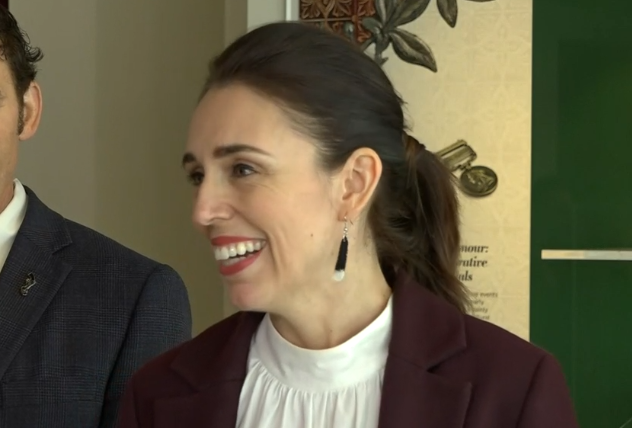 What happened after Jacinda wore our Huia Feather Earrings