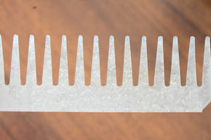 Limited Edition - Glacial Comb