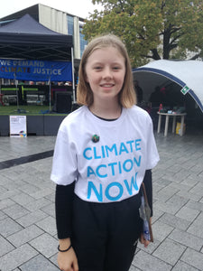 Badge 'Climate Action Now!'