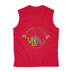LGLS Men's Sleeveless Performance Tee