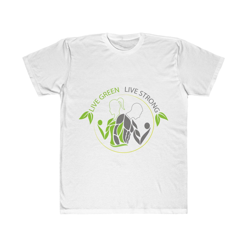 Live Green Live Strong Tee