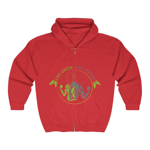 LGLS Full Zip Hooded Sweatshirt