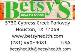 Betsy's Health Foods