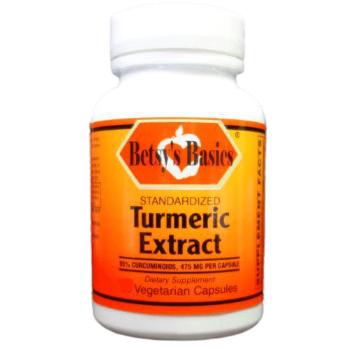Betsy_s Basics Standardized Turmeric Extract