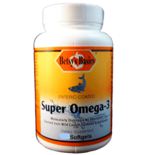 Load image into Gallery viewer, Betsy_s Basics Super Omega-3 (Enteric-Coated)