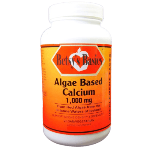 Algae Based Calcium by Betsy's Basics