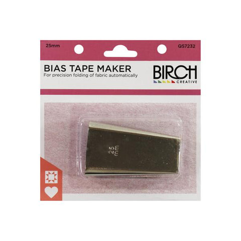 Bias Tape Maker 25mm