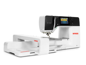 Bernina 590 Sewing and Embroidery Machine