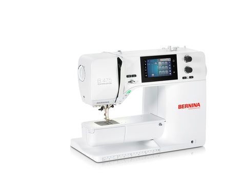 Bernina 475 QE sewing machine