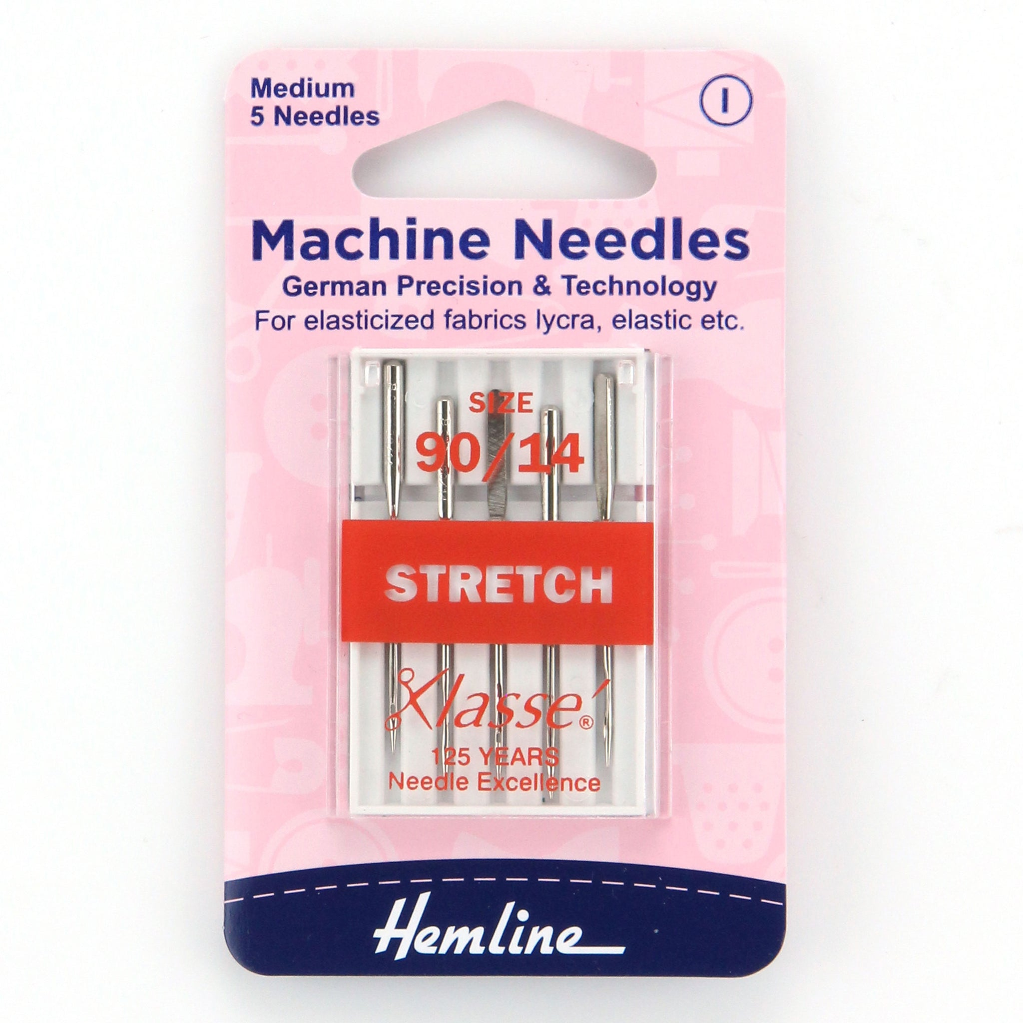 Stretch 90/14 Sewing Needles