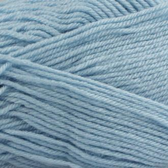 FiddLesticks Superb 8 Knitting Yarn Duck Egg Blue