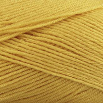 FiddLesticks Superb 8 Knitting Yarn Yellow