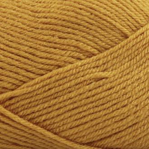 FiddLesticks Superb 8 Knitting Yarn Mustard Yellow