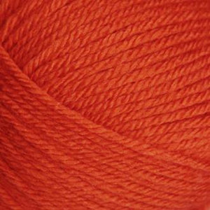 FiddLesticks Superb 8 Knitting Yarn Orange