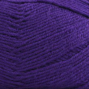 FiddLesticks Superb 8 Knitting Yarn Dark Purple