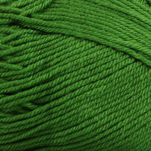 FiddLesticks Superb 8 Knitting Yarn Green