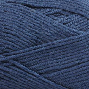FiddLesticks Superb 8 Knitting Yarn Denim Blue