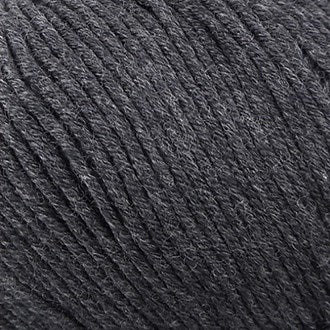 Bellissimo St George Knitting Yarn Dark Grey