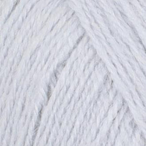 FiddLesticks Oslo Knitting Yarn Light Grey