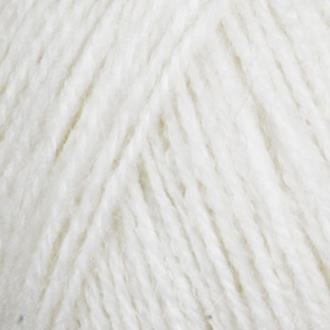 FiddLesticks Oslo Knitting Yarn White