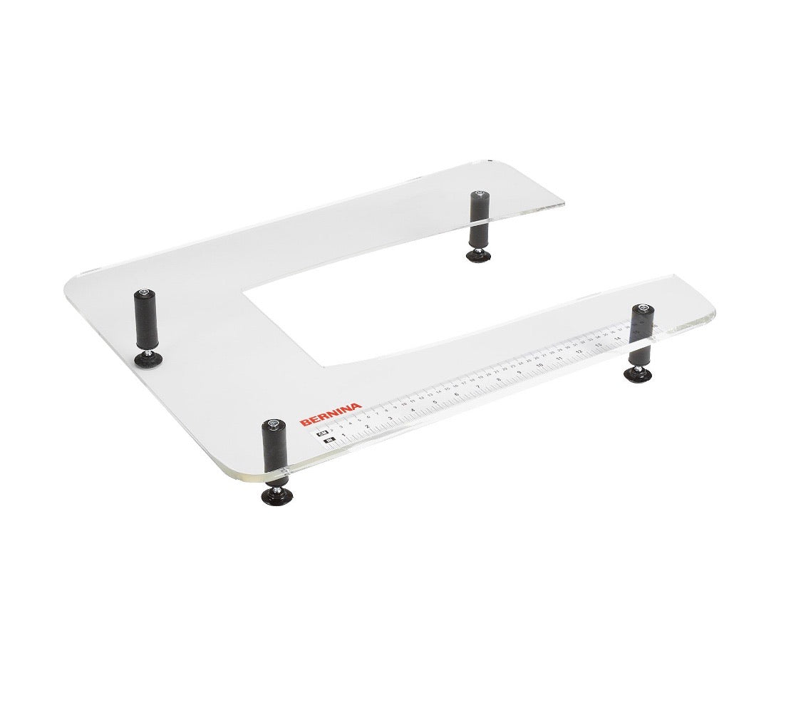 BERNINA Perspex Table for 1000 Series