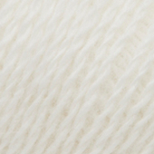 Katia Angora Knitting Yarn Off White