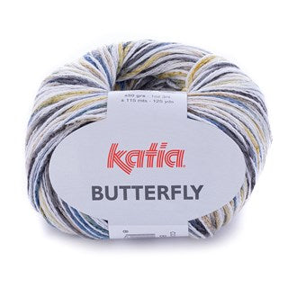 Katia Butterfly Knitting Yarn 80