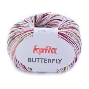 Katia Butterfly Knitting Yarn 81