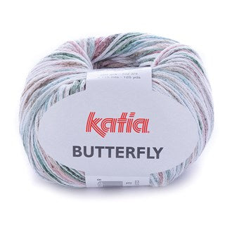 Katia Butterfly Knitting Yarn 82
